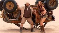 'Jumanji: Siguiente nivel' podría ser la última película de Jack Black