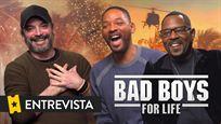 'Bad Boys for Life': Sustos, un poco de español, Michael Bay... Alejandro G. Calvo entrevista a Will Smith y Martin Lawrence