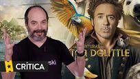 """CRÍTICA: """"Las aventuras del doctor Dolittle' es una película de aventuras a la antigua usanza"""""""