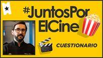 """Julián López: """"Vi 'Pulp Fiction' en un cine de verano con unos 15 años y me explotó la cabeza"""" · #JuntosPorElCine"""