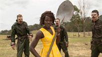 Exclusiva 'Little Monsters': Lupita Nyong'o se enfrenta a una horda de zombis en este nuevo avance en vídeo