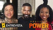 """Jamie Foxx ('Proyecto Power'): """"Todos estamos preparados para una posible secuela"""""""