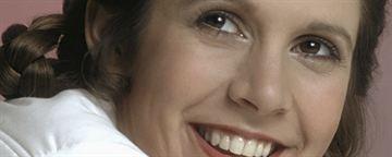 Muere Carrie Fisher, la princesa Leia en la saga 'Star Wars', a los 60 años