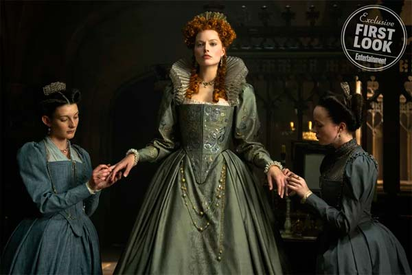 Mary, Queen of Scots (2018) 0868561