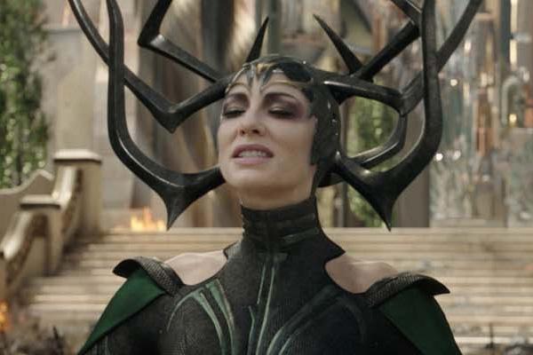 La primera villana de Marvel: 'Thor: Ragnarok': 10 ... кейт бланшетт