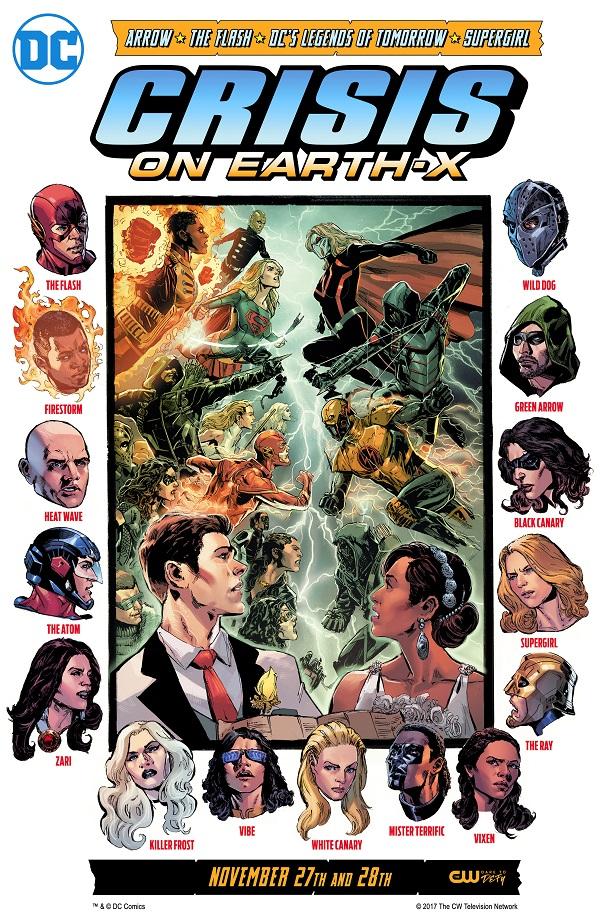 Post -- Crisis en Tierra-X -- Crossover 2017 de CW -- 27 y 28 de noviembre 2726439