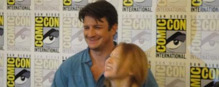 Comic-Con: \'sneak peek\' de la cuarta temporada de \'Castle\' y ...