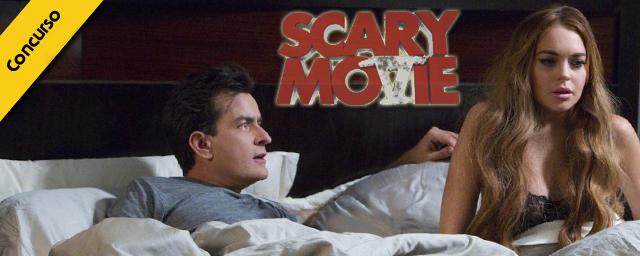 Regalamos Entradas Para Ver Scary Movie 5 Noticias De Cine Sensacine Com