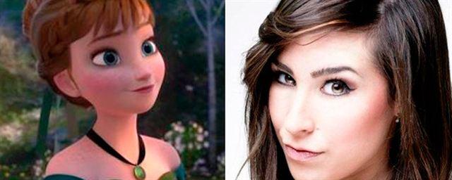 Elsa Saudades De Voces: Estas Son Las Voces De Las Princesas Disney En Español