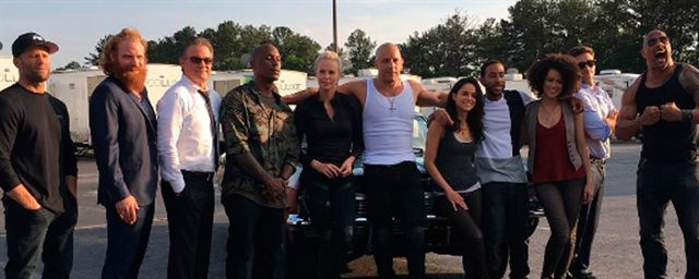 actores de fast and furious 8