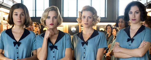 Netflix renueva \'Las Chicas del Cable\' por una cuarta temporada ...