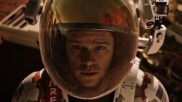Marte (The Martian) Tráiler