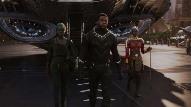 Black Panther Tráiler