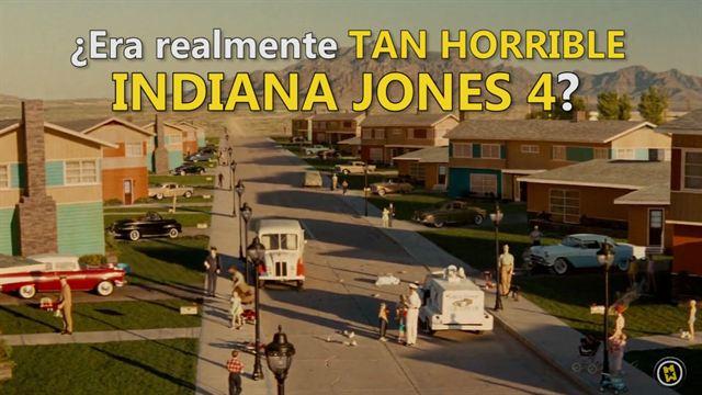 Indiana Jones y el Reino de la Calavera de Cristal Reportaje