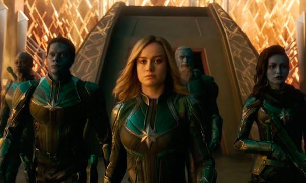 Capitana Marvel Tráiler (2)