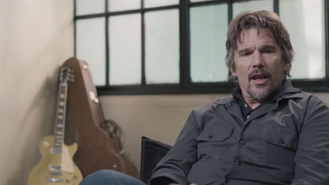 Ethan Hawke Interview 2: Juliet, desnuda