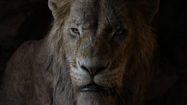 El Rey León Tráiler