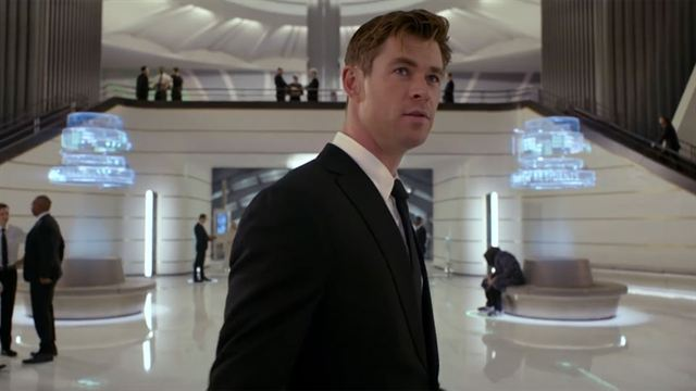 Men In Black: International Tráiler