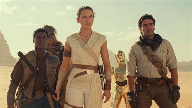 Star Wars: El Ascenso de Skywalker Tráiler