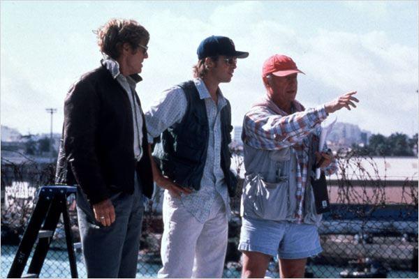 Spy Game - Juego de espías : Foto Brad Pitt, Robert Redford, Tony Scott