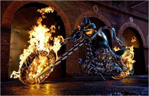 Ghost Rider. El motorista fantasma : foto Mark Steven Johnson