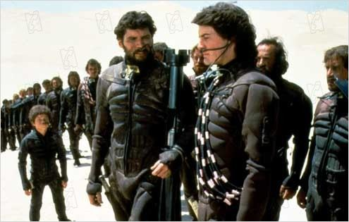 Dune : Foto David Lynch, Kyle MacLachlan