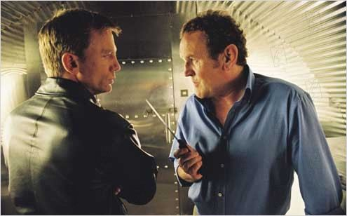 Layer Cake - Crimen Organizado : foto Colm Meaney, Daniel Craig, Matthew Vaughn