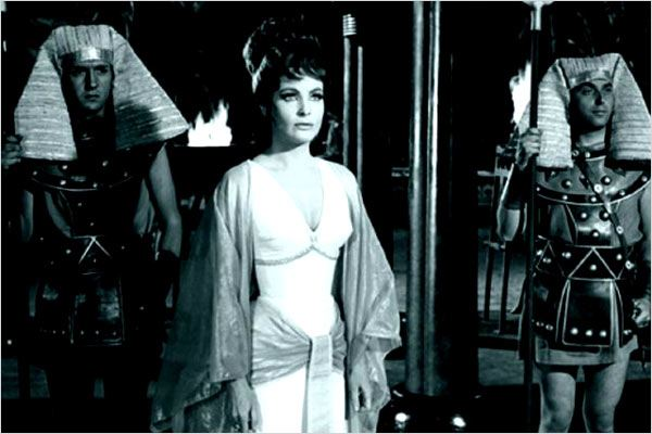 Helena de Troya : Foto Robert Wise, Rossana Podesta