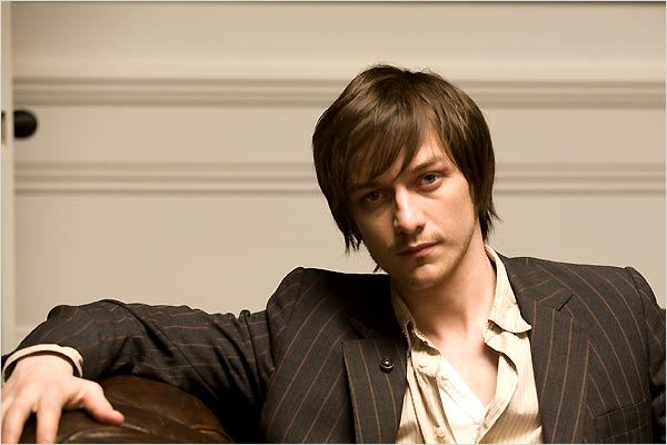 Penélope : foto James McAvoy, Mark Palansky