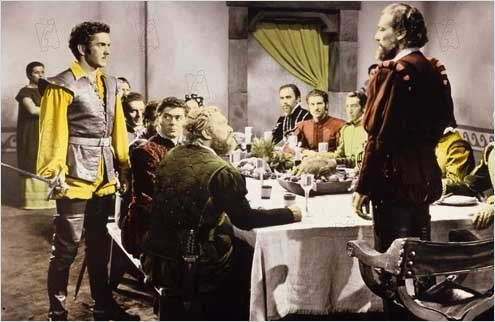 Capitaine de Castille : foto Henry King, Tyrone Power