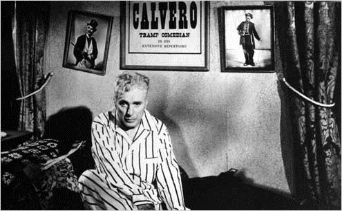 Candilejas : Foto Charles Chaplin
