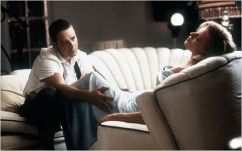 L.A. Confidential : Foto Curtis Hanson, Kim Basinger, Russell Crowe