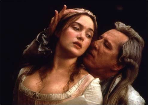 Quills : foto Geoffrey Rush, Kate Winslet, Philip Kaufman
