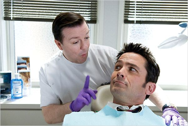 ¡Me ha caido el muerto! : foto David Koepp, Ricky Gervais