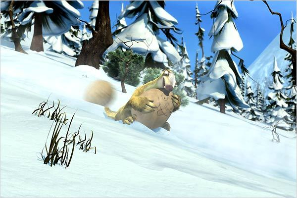 Ice Age 3: El origen de los dinosaurios : foto Carlos Saldanha