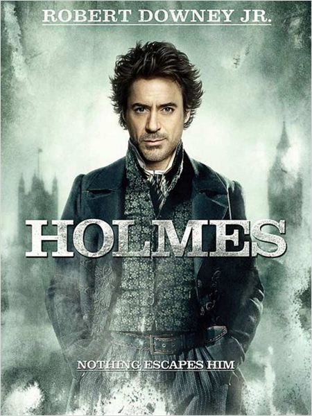 Sherlock Holmes : Cartel Guy Ritchie, Robert Downey Jr.