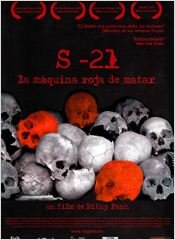 S-21 - La m&#225;quina roja de matar : cartel