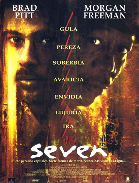 Seven : cartel