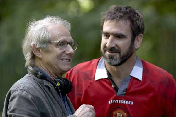 Buscando a Eric : foto Eric Cantona, Ken Loach