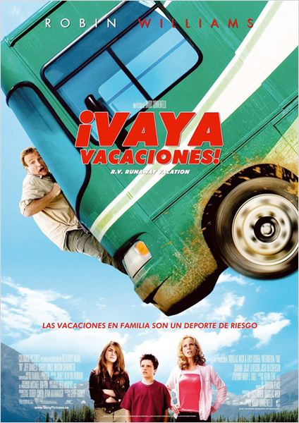 &#161;Vaya vacaciones! : cartel