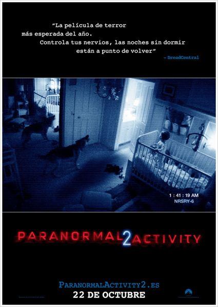 Paranormal Activity 2 : Cartel