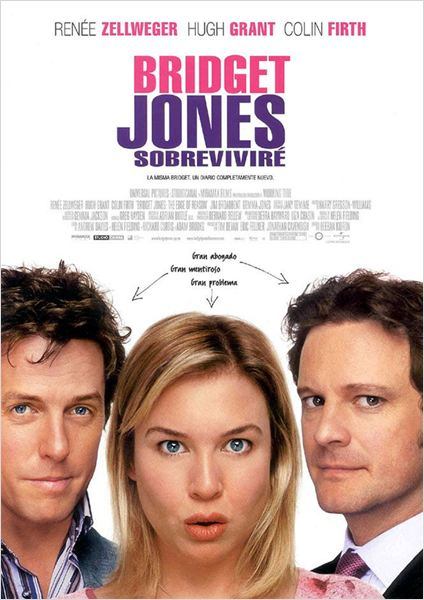 Bridget Jones: Sobreviviré : cartel