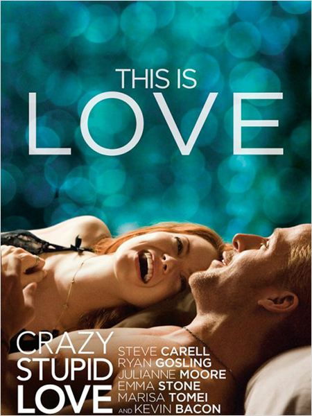 Crazy, Stupid, Love : cartel