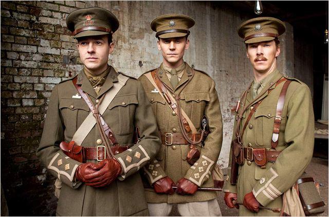 War Horse (Caballo de batalla) : Foto Benedict Cumberbatch, Patrick Kennedy, Tom Hiddleston