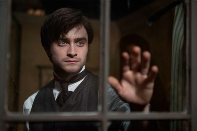 La mujer de negro : foto Daniel Radcliffe, James Watkins