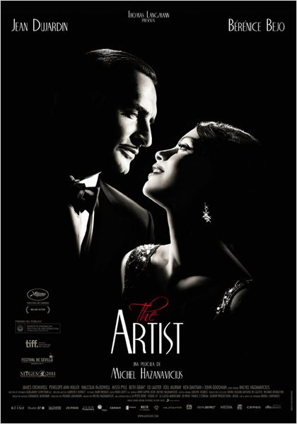 The Artist : cartel