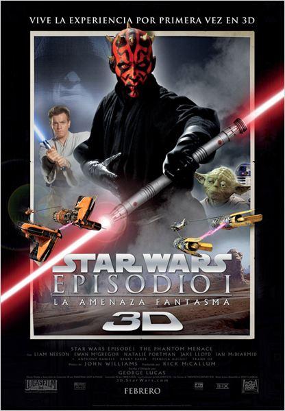 Star Wars: Episodio I - La amenaza fantasma : Cartel