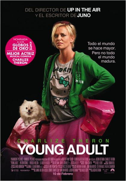 Young Adult : cartel