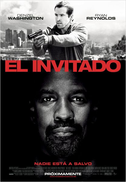 El invitado : cartel