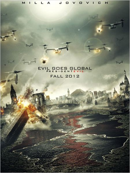 Resident Evil: Venganza : cartel